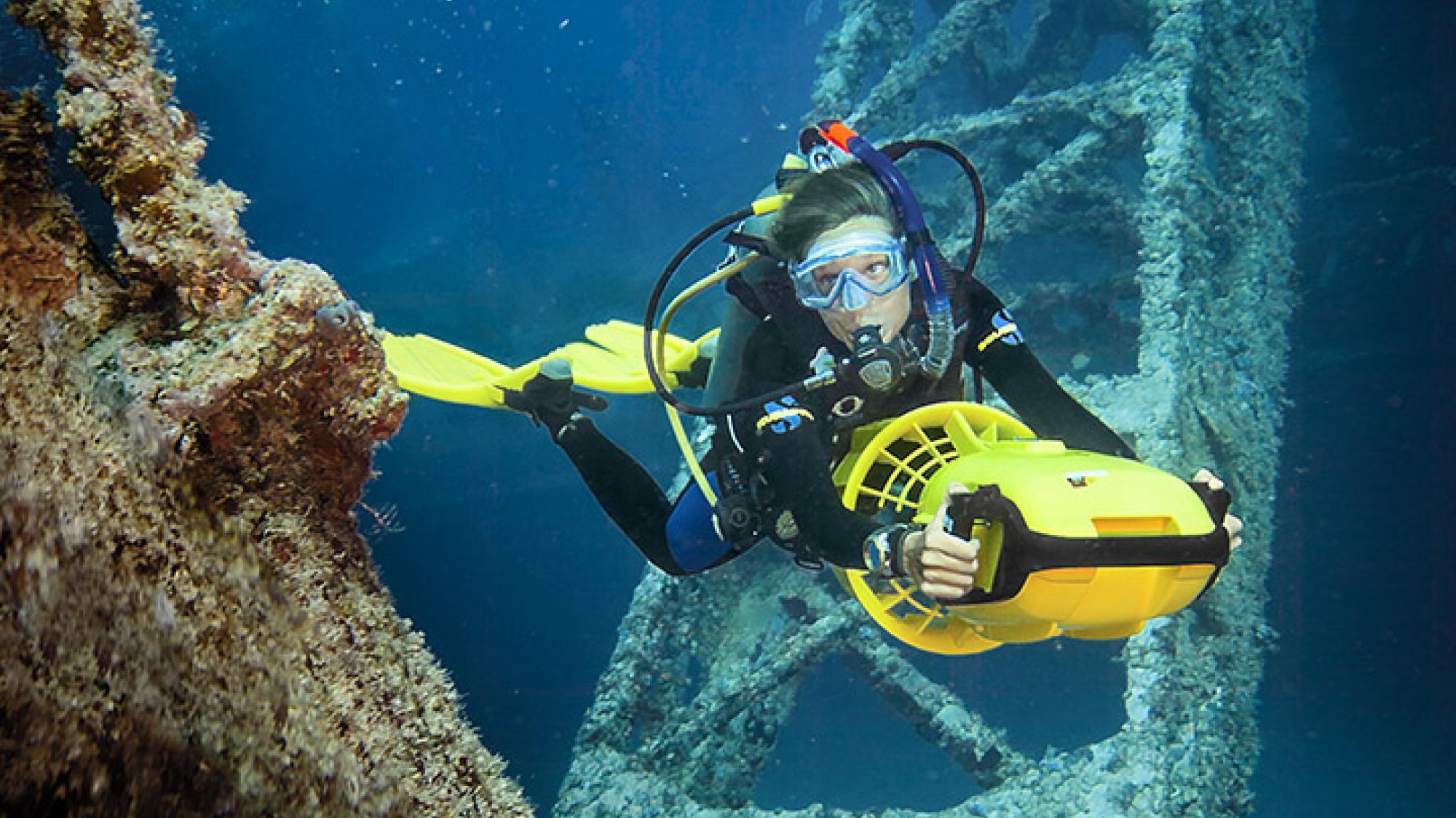 Diver Propulsion Vehicle photo