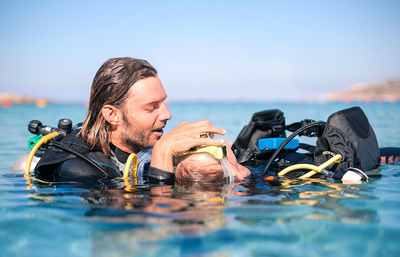 Rescue Diver photo